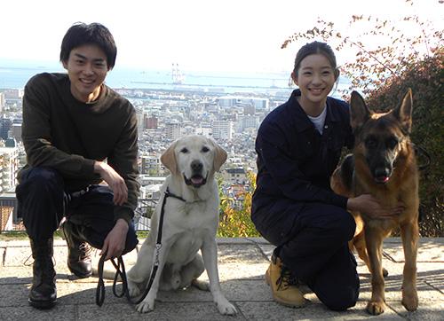 阪神・淡路大震災20年 ドラマ「二十歳と一匹」