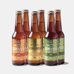 佐賀県産麦芽100%使用した、佐賀県唯一の地ビール「NOMAMBA(のまんば)」6本セット