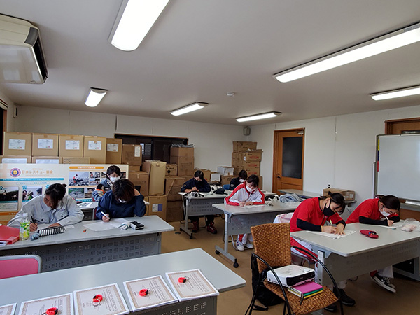 救助犬ハンドラー養成コース